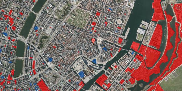 Jordforureningskort på Lille Kongensgade 20B, 4. th, 1074 København K