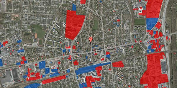 Jordforureningskort på Kochsvej 5, 1. , 2600 Glostrup