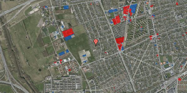 Jordforureningskort på Hf. Dahlia 37, 2650 Hvidovre