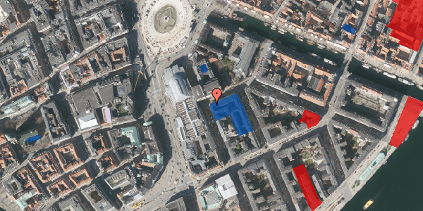 Jordforureningskort på Tordenskjoldsgade 1, 1. 3, 1055 København K