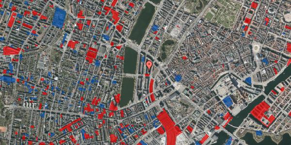 Jordforureningskort på Nyropsgade 25, 4. , 1602 København V