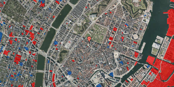 Jordforureningskort på Hauser Plads 28A, 2. , 1127 København K