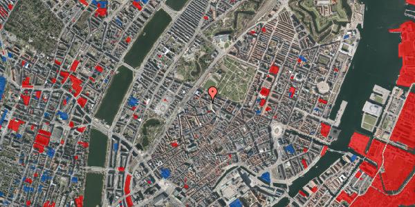 Jordforureningskort på Hauser Plads 28A, 3. , 1127 København K