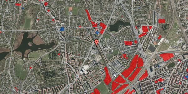 Jordforureningskort på Hf. Bispevænget 32, 2400 København NV