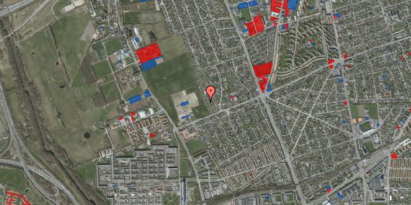 Jordforureningskort på Hf. Dahlia 94, 2650 Hvidovre