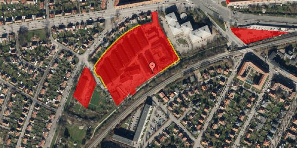 Jordforureningskort på Rabarbervej 102, 2400 København NV