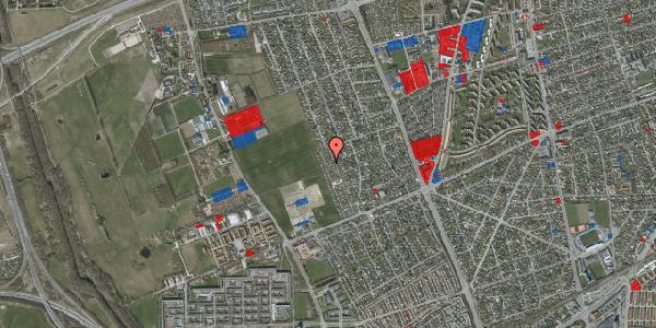 Jordforureningskort på Hf. Dahlia 65, 2650 Hvidovre