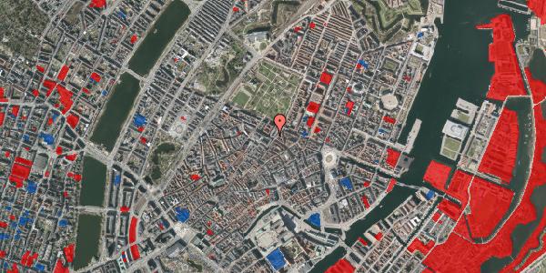 Jordforureningskort på Vognmagergade 2, 1120 København K