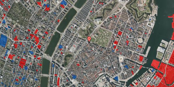 Jordforureningskort på Tornebuskegade 4, 1131 København K
