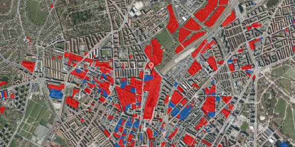 Jordforureningskort på Lygten 18B, st. , 2400 København NV