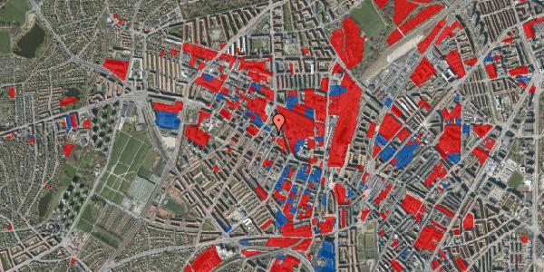 Jordforureningskort på Brofogedvej 8, 2400 København NV