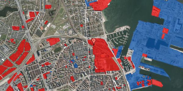 Jordforureningskort på Ved Sporsløjfen 3, 2100 København Ø