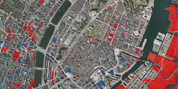 Jordforureningskort på Suhmsgade 3, 1125 København K