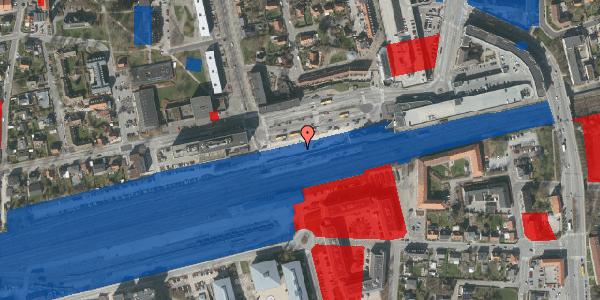 Jordforureningskort på Banegårdspladsen 11, 2600 Glostrup