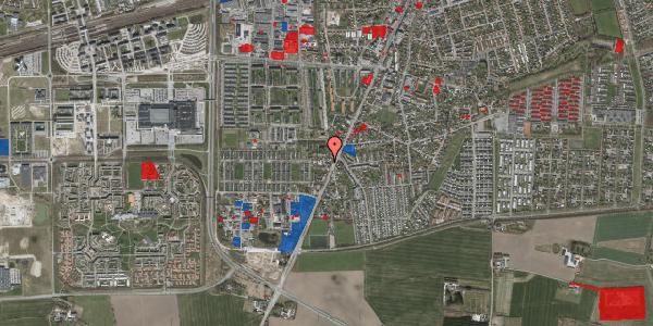 Jordforureningskort på Taastrup Hovedgade 156G, st. , 2630 Taastrup