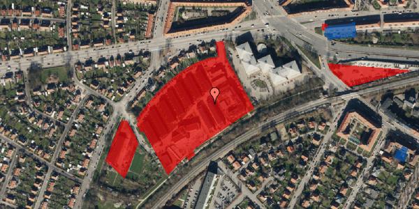 Jordforureningskort på Rabarbervej 20, 2. 207, 2400 København NV