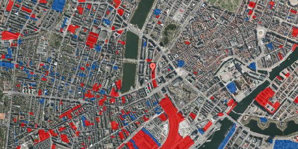 Jordforureningskort på Vester Farimagsgade 13, 6. , 1606 København V