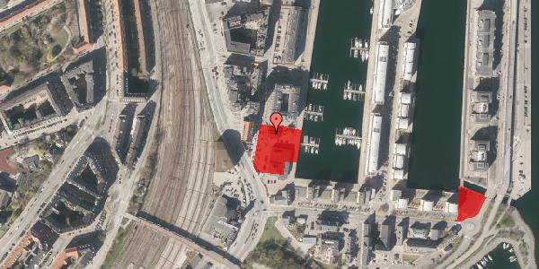 Jordforureningskort på Dampfærgevej 6A, 2100 København Ø