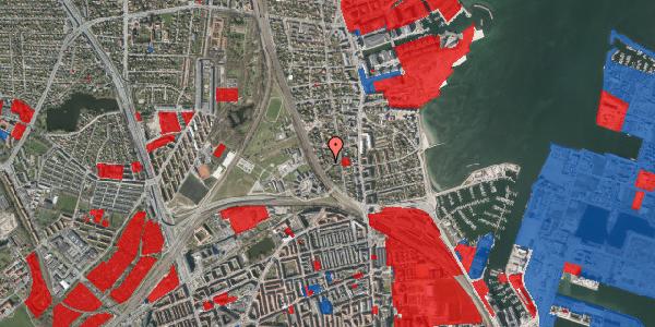 Jordforureningskort på Sølundsvej 8D, 2100 København Ø