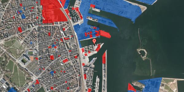 Jordforureningskort på Marmorvej 37, 2. th, 2100 København Ø