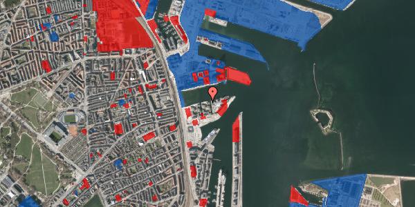Jordforureningskort på Marmorvej 35, 1. th, 2100 København Ø
