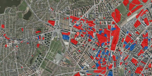 Jordforureningskort på Hulgårds Plads 15, 2400 København NV