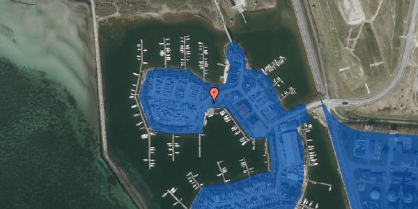 Jordforureningskort på Brøndby Havnevej 21B, 2650 Hvidovre