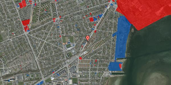 Jordforureningskort på Gammel Køge Landevej 306A, 2650 Hvidovre