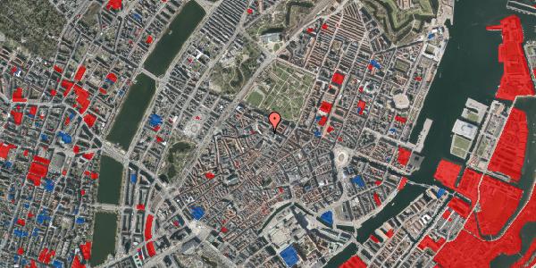 Jordforureningskort på Landemærket 10, 1119 København K