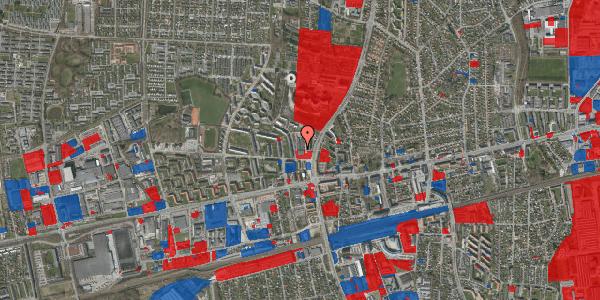 Jordforureningskort på Diget 62, 2600 Glostrup