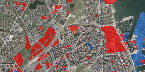Jordforureningskort på Vognmandsmarken 69, 2100 København Ø
