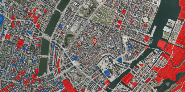 Jordforureningskort på Klosterstræde 25, 2. , 1157 København K