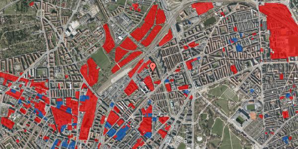 Jordforureningskort på Emblasgade 127, 2100 København Ø