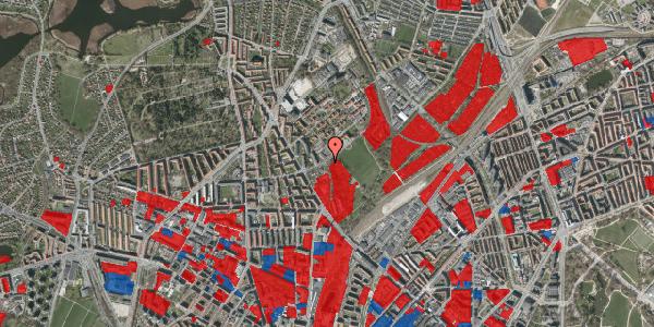 Jordforureningskort på Bispebjerg Bakke 8, 2400 København NV