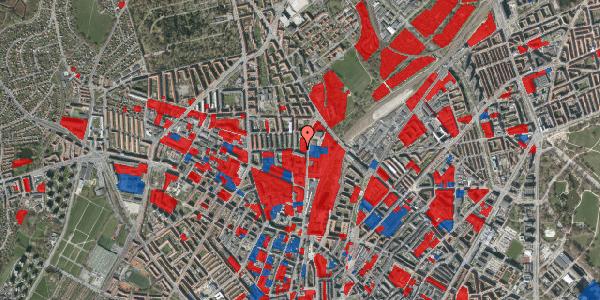 Jordforureningskort på Bisiddervej 29, kl. , 2400 København NV