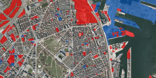 Jordforureningskort på Koldinggade 14A, 2. , 2100 København Ø