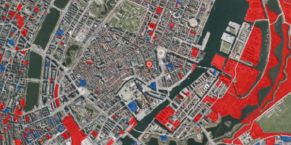 Jordforureningskort på Nikolajgade 18, 2. tv, 1068 København K