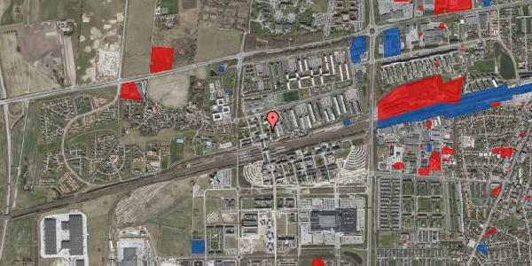 Jordforureningskort på Haslevgade 20, st. , 2630 Taastrup