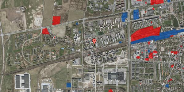 Jordforureningskort på Haslevgade 22, st. , 2630 Taastrup