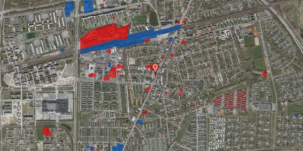 Jordforureningskort på Pile Alle 2A, st. th, 2630 Taastrup