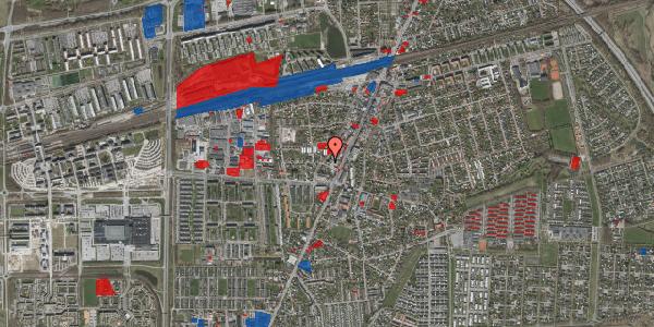 Jordforureningskort på Pile Alle 2B, st. th, 2630 Taastrup