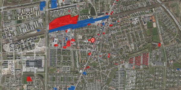 Jordforureningskort på Pile Alle 2B, st. tv, 2630 Taastrup