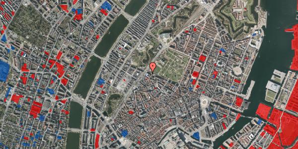 Jordforureningskort på Gothersgade 115, 3. , 1123 København K