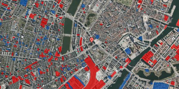 Jordforureningskort på Jernbanegade 11, 1608 København V