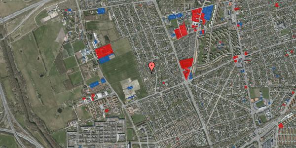 Jordforureningskort på Hf. Dahlia 34, 2650 Hvidovre
