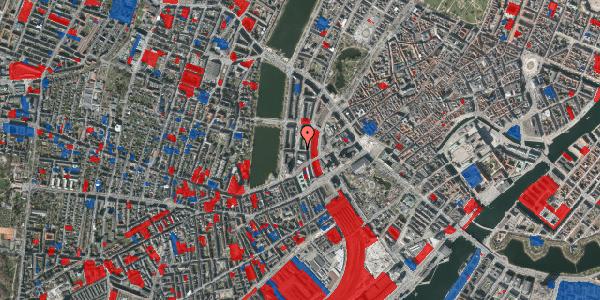 Jordforureningskort på Herholdtsgade 4, 3. , 1605 København V