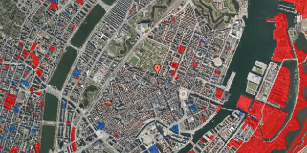 Jordforureningskort på Sjæleboderne 8, 1122 København K