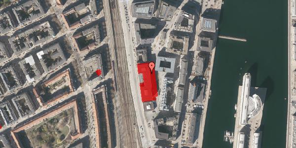Jordforureningskort på Amerika Plads 15, 2100 København Ø