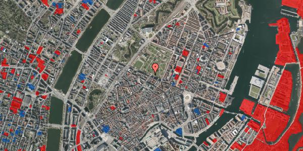 Jordforureningskort på Gothersgade 76, 1123 København K