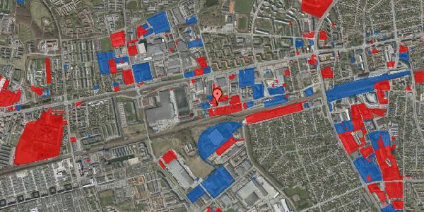 Jordforureningskort på Sydvestvej 132, 2600 Glostrup
